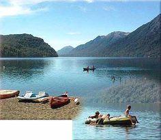 Balneario del Lago Correntoso