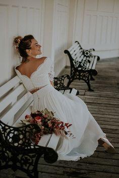 Beautiful Bridesmaid Dresses, Top Wedding Dresses, Bridal Dresses, Flower Girl Dresses, Wedding Destination, Wedding Blog, Wedding Day, Marie Laporte, Dress Wedding