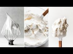 Learn how to make perfect Swiss meringue buttercream with this in-depth tutorial, 5 ingredient recipe, troubleshooting guide, and helpful video. Cupcake Frosting Recipes, Icing Recipe, Easy Cake Recipes, Cupcake Cakes, Cupcakes, Dessert Recipes, Sallys Baking Addiction Cake, Meringue Icing, Types Of Desserts