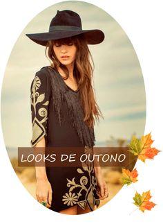 Looks de Outono - Tendências Outono/Inverno - Dicas de Looks  http://viroutendencia.com/2014/03/20/o-outono-2014-chegou-inspire-se-com-os-looks-que-sao-a-cara-desta-estacao/