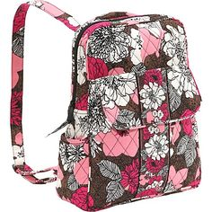 Vera Bradley backpack for school maybe? :)