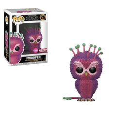 Fantastic Beasts: The Crimes of Grindelwald Fwooper Funko Pop! Vinyl Figure - available exclusively at Kohls Harry Potter Pop, Funko Pop Dolls, Pop Figurine, Funk Pop, Disney Pop, Otaku, Pop Collection, Funko Pop Vinyl, Fantastic Beasts