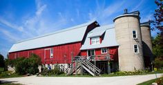 @Barnsite Retreat and Events Center in Kewaunee, Wisconsin.
