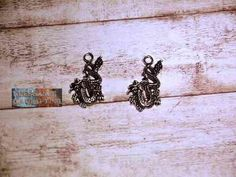 Charms Charms Silber Silver Drache Dragon Get it here: http://www.elegance-of-crafting.com/