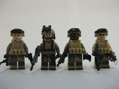 Lego Special Forces Team