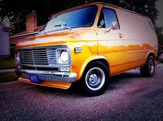 """1977 Chevy Van   1977 Chevrolet Van """"77 Shorty"""" - Royal Oak, MI owned by strifeofbrian ..."""