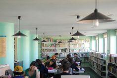 Biblioteca Sant Martí de Provençals (Sant Martí, Barcelona) barcelona_st-marti_01 | Flickr: Intercambio de fotos