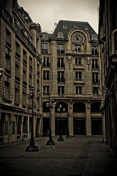 Departamento en Paris...