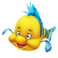 Flounder (The Little Mermaid)