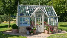 Greenhouses for Sale | Each of the greenhouses is named after a celebrated National Trust ...