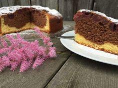 Backen mit Christina … | Bedeckter Kirschenkuchen Tiramisu, Food And Drink, Baking, Cake, Ethnic Recipes, Desserts, Judo, Drinks, Sugar