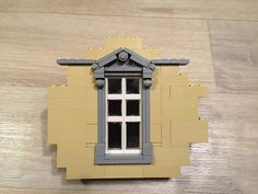18th century palace windows WIP 2 | Trying out some differen… | Flickr