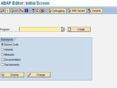 Customer Master Data Tutorial Create Display Block Delete In