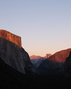 Monoliths at Sunset by Mapolulu, via Flickr