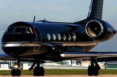 $499 Everyone's Private Jet. Book Now! www.flightpooling.com Gulfstream II Private Business Jet #emptyleg