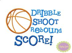 Scoring Basketball Academy Dribble Shoot Rebound Score Basketball by GeauxBabyBoutiqueLA TSA Is a Complete Ball Handling, Shooting, And Finishing System!  Here's What's Included...