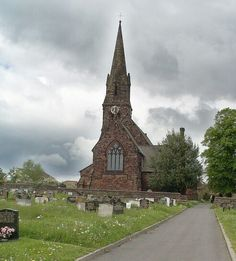St johns church winsford