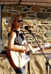 Historic Downtown Leesburg First Friday- Live Music by Cindy McConnell
