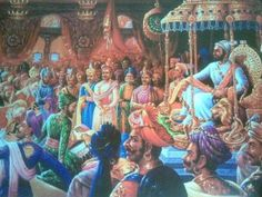 Shivaji Maharajs coronation