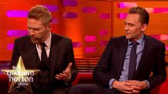 Chris Hemsworth Gets His Abs Out for Tom Hiddleston and Kenneth Branagh ...
