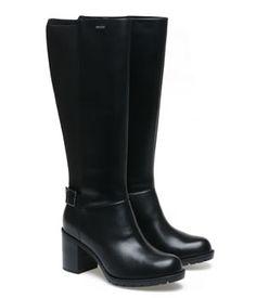 Cizme Dama Piele Naturala Clarks Cu Toc Mediu Patrat Heeled Boots, Shoes, Fashion, High Heel Boots, Moda, Zapatos, Heel Boots, Shoes Outlet, Fashion Styles