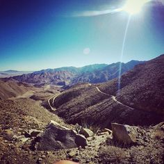 Are you a trail runner? Welcome to La Rumorosa! Find great open spaces perfect for a power-packed panoramic run or hike! #DiscoverBajaCalifornia Today! www.DiscoverBajaCalifornia.com -(Photo by: Nancy Montoya)