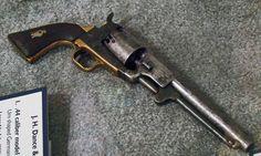Wild Bill Longley's Dance No. 4 Revolver