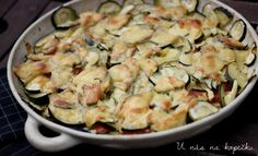 Gluten Free Diet, Vegetable Recipes, New Recipes, Potato Salad, Zucchini, Menu, Vegetables, Cooking, Ethnic Recipes