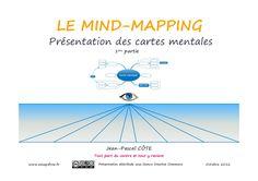 LE MIND-MAPPING Présentation des cartes mentales par  Jean-Pascal COTE via Slideshare  signalée sur Doc & Tice   http://www.docticeandco.fr/spip.php?article161 #mindmapping