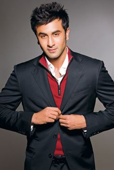 Ranbir Kapoor is the hottest and most eligible bachelor of B-town. Rumored to be dating the most sexy actress of Bollywood - Katrina Kaif, Ranbir's lo. Ranbir Kapoor, Shahid Kapoor, Shraddha Kapoor, Indian Celebrities, Bollywood Celebrities, Desi Guys, Rishi Kapoor, Sr K, Bollywood Stars