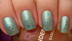 Sally Girl Brainy (Dupe for DL Mermaid's Dream). only swatched so far, but I love it.