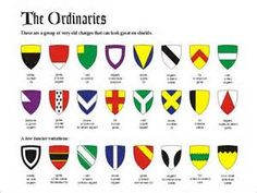 Medieval Heraldry Symbols and Meanings - Bing Images Archaeology For Kids, Symbols And Meanings, Shield Design, Armor Of God, Medieval Armor, Chivalry, Family Crest, British History, Letter Logo