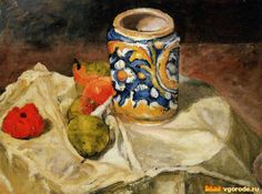Paul Cezanne - Oil Painting Reproductions - page 35