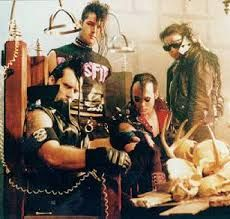 Michale Graves.<3<3<3 and The Misfits