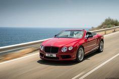 2014 Bentley Continental GTC V8 S | CarFanboys.Com