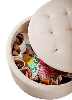 Os proponemos una idea muy buena para almacenar los zapatos!