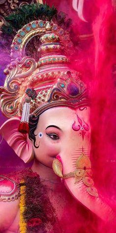 Jai Ganesh, Ganesh Lord, Ganesh Idol, Shree Ganesh, Ganesha Art, Shiva Art, Lord Shiva, Shri Ganesh Images, Ganesha Pictures