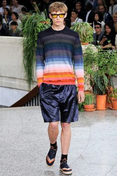 #Men's wear  Paul Smith  Collection Spring Summer 2015 #Moda Hombre