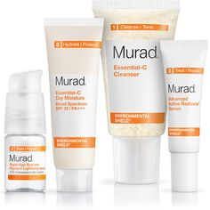 See more detail about Murad Radiant Skin Renewal - 4-piece set - Murad Environmental Shield..
