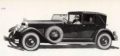 1927 Stutz Town Car