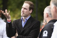 Britain's Prince William gestures while speaking with members of the Urban Search and Rescue team in Christchurch March 17, 2011. Prince William is visiting New Zealand until March 19. REUTERS/Hannah Johnston/Pool (NEW ZEALAND - Tags: ROYALS POLITICS) via @AOL_Lifestyle Read more: https://www.aol.com/article/entertainment/2017/06/19/prince-william-grenfell-tower-visit/22489423/?a_dgi=aolshare_pinterest#fullscreen