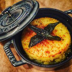 Gnocchi alla Romana - The Tuscan Gun Tuscan Recipes, Sicilian Recipes, Italian Gnocchi, Spot Prawns, Cooking Channel Shows, Italian Dishes, Appetizer Recipes, Appetizers, Back Home