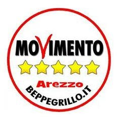 Stemma M5S Arezzo