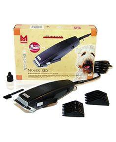 REX  Especial para esquilar a tus animales #Moser #cabello #Hombre #Men #Maquinilla #CortaPelo