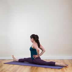 Your Guide to Learning How to Do the Splits