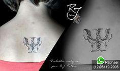 Tattoo símbolo da psicologia
