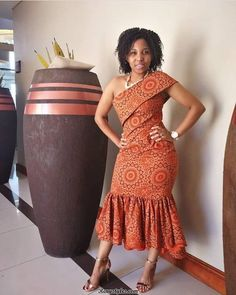 New Shweshwe seshoeshoe productions 2018 - Reny styles African Fashion Designers, African Inspired Fashion, African Dresses For Women, African Print Dresses, African Print Fashion, African Attire, African Wear, African Fashion Dresses, African Women