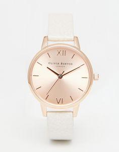 Olivia Burton Midi Dial Mink Watch