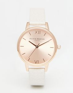 Bild 1 von Olivia Burton – Uhr mit mittelgroßem Zifferblatt
