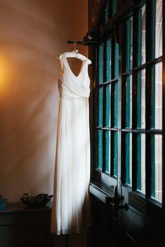 Goddess-like gown   Photography: Christine Han Photography - christineshoots.com/